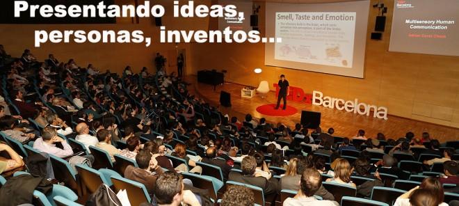 TEDx Presentando