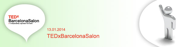 TEDxBarcelonaSalon in the bookstore Excellence