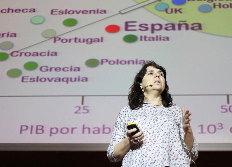 TEDxBarcelona Carmen Simon