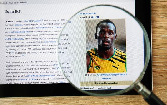 TEDxBarcelona Usain Bolt