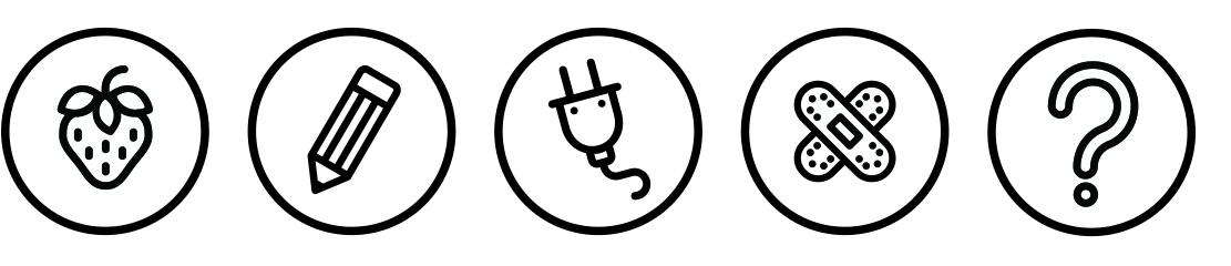 Iconos-sectores