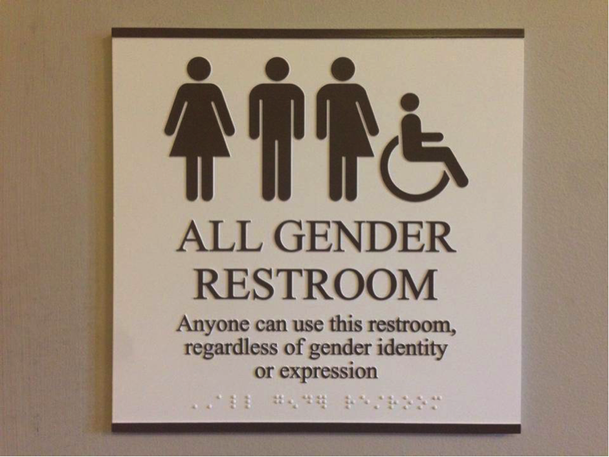 GenderNeutral Bathrooms1