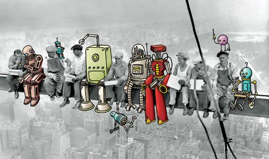 TEDx barcelona-robots