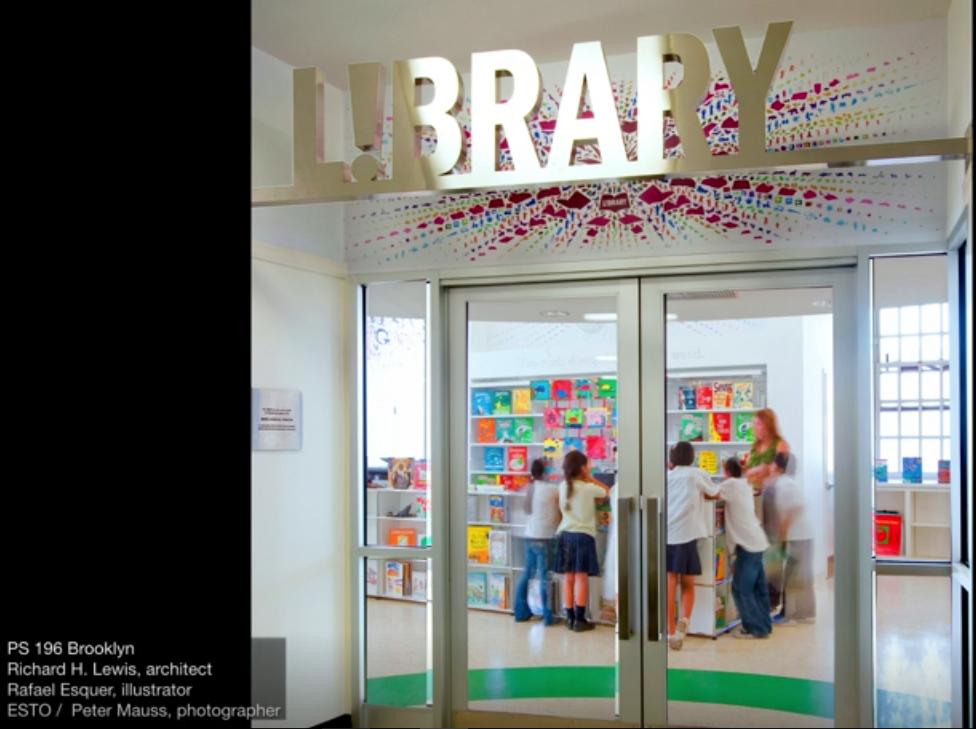 TEDxBarcelona-proyecto library